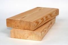 Палубная доска из лиственницы сибирской